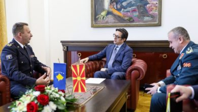 Photo of Pendarovski: Good-neighborly relations and cooperation key factors for permanent regional stability, security