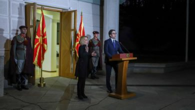 Photo of Pendarovski: Greatest responsibility now rests with Government