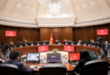Photo of Cabinet members elected MPs receive only gov't salary
