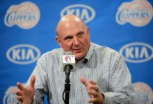 Photo of Clippers owner Ballmer helps donate 25 million dollars to fight virus