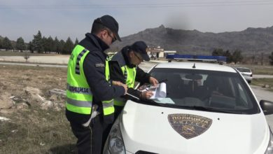 Photo of Police strengthens supervision of coronavirus measures implementation