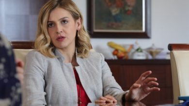 Photo of FinMin Angelovska: Growth must be driven by private sector