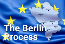Photo of Think tank forum and meeting of Berlin Process FMs
