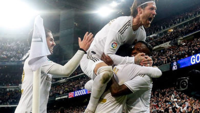 Photo of Real Madrid move to within two points of title