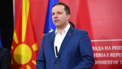 Photo of Spasovski: Gov't can't take money out of second pension pillar