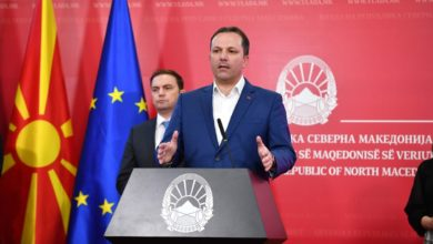 Photo of Spasovski: State of emergency won't restrict movement of people, their liberties