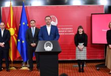 Photo of Spasovski: Jobs saved by decrees on support to economy