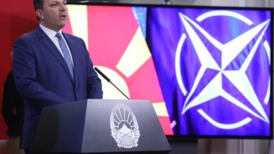 Photo of Spasovski: North Macedonia to officially become 30th NATO member next week