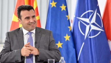 Photo of PM Zaev attends Athens conference, to meet Greek PM, President