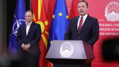Photo of Spasovski: We're not thinking about postponing election