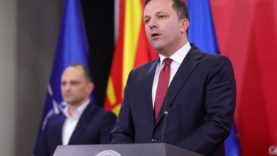Photo of Cancel your trips abroad, urges PM Spasovski