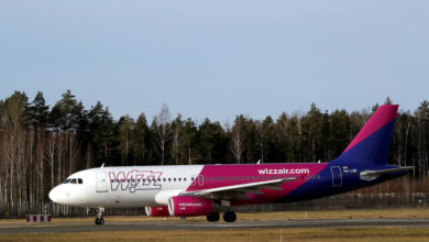 Photo of Wizz Air suspends flights to and from Skopje until April 30