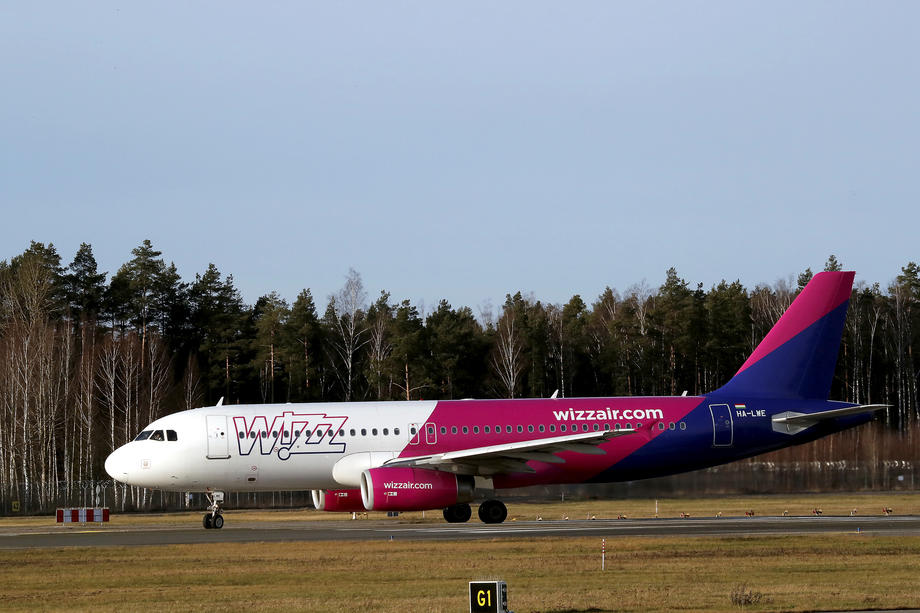 Wizz Air Suspends Flights To And From Skopje Until April 30 Mia