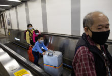 Photo of China bans entry of foreigners in move to curb the spread of virus