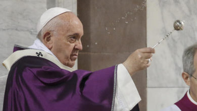Photo of Pope: Coronavirus home lockdown is chance to rediscover family life