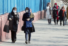 Photo of Iran reports 49 more virus deaths; fatality toll jumps to 194