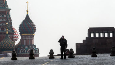 Photo of Moscow enters into lockdown as coronavirus spreads in Russian capital