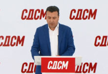 Photo of Zaev presents SDSM's set of measures to protect coronavirus-hit economy