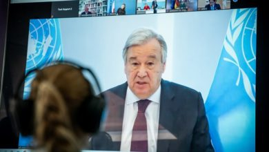 """Photo of Guterres: No coronavirus aid for """"outdated, polluting"""" industries"""