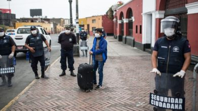 Photo of Peru follows Panama in imposing gender-based coronavirus curfew