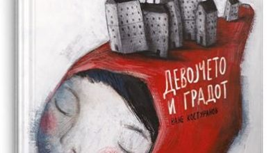 Photo of Vane Kosturanov releases 'The Girl and the City'