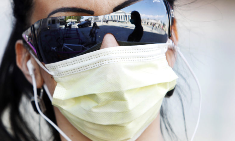 Photo of Police fine over 600 people for violating face mask rule