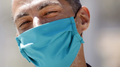 Photo of 602 people fined for violating face mask rule