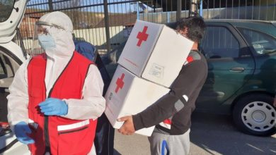 Photo of EU sends further protective equipment to North Macedonia