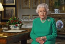Photo of Queen Elizabeth: Brits should show 'self-discipline' in face of virus