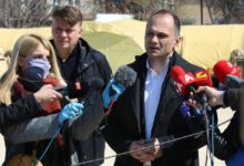 Photo of Health Minister hopes field hospital won't have to be used