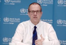 Photo of WHO Europe head urges social distancing over holidays in virus fight
