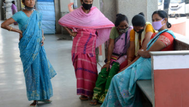 Photo of The 'mystery' of low Covid-19 death rates in India