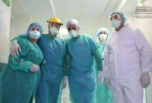 Photo of Health workers mainly abide by personal protection measures amid coronavirus pandemic