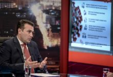 Photo of Zaev tests negative for COVID-19