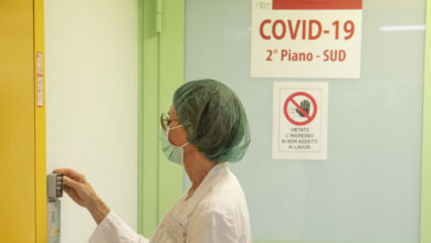Photo of Italy reports lowest daily Covid-19 death toll since March 2
