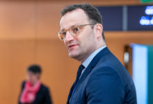 Photo of Health minister positive as Germany breaches coronavirus benchmark