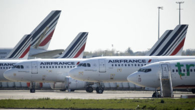 Photo of EU executive approves French 7-billion-euro Air France loans