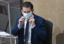 Photo of Austrian chancellor wants stricter coronavirus checks at borders