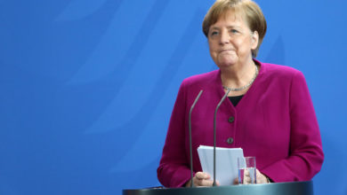 Photo of Germany's 'crisis chancellor' Angela Merkel turns her steady hand to coronavirus