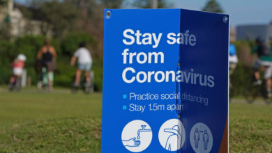 Photo of Border closure as Melbourne sees sharp spike in coronavirus cases