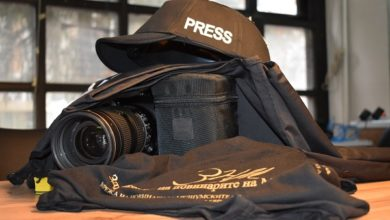 Photo of Association of Journalists, OSCE donate protective gear to media outlets