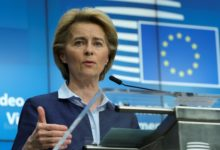 Photo of European Commission chief to present virus economic recovery plan