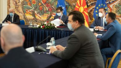 Photo of North Macedonia's Security Council to hold session Thursday