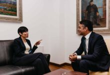 Photo of FM Dimitrov holds phone talks with Norwegian counterpart
