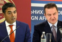 Photo of Dacic-Dimitrov phone call over relaxation of Serbia-North Macedonia restrictions
