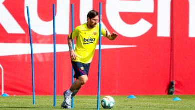 Photo of Messi injury hampers Barcelona's preparations for La Liga return