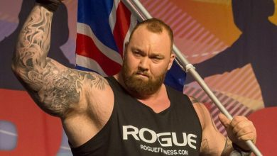 Photo of Icelandic 'Game of Thrones' actor breaks world deadlift record