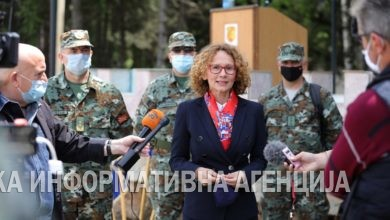 Photo of Shekerinska: Election to be held as soon as possible to ensure state, institutions function in full capacity