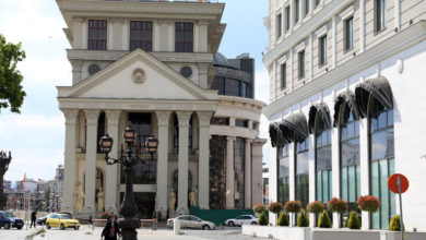 Photo of Foreign Ministry: So far no information of affected Macedonian nationals in Lebanon