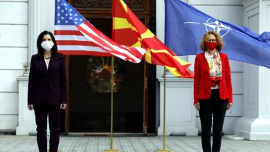 Photo of Shekerinska: NATO membership improves North Macedonia's chances for stability, economic growth